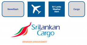 Extreme weather in Colombo CMB Sri Lanka - absolutely necessary to use rain protection for cargo