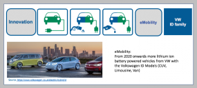VW ID models from 2020  eMobility with the new Volkswagen models.