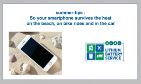 This is how your smartphone or tablet survives the summer heat – And what to do if it does not function properly any more