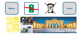 23. Internationaler Batterie-Recycling Kongress ICBR 2018 26 - 28 September 2018 in Berlin